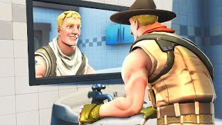 Default skin Tfue is back...