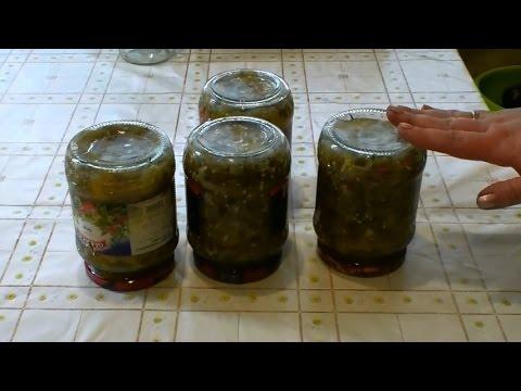 Домашнее консервирование, Баклажаны под Грибы