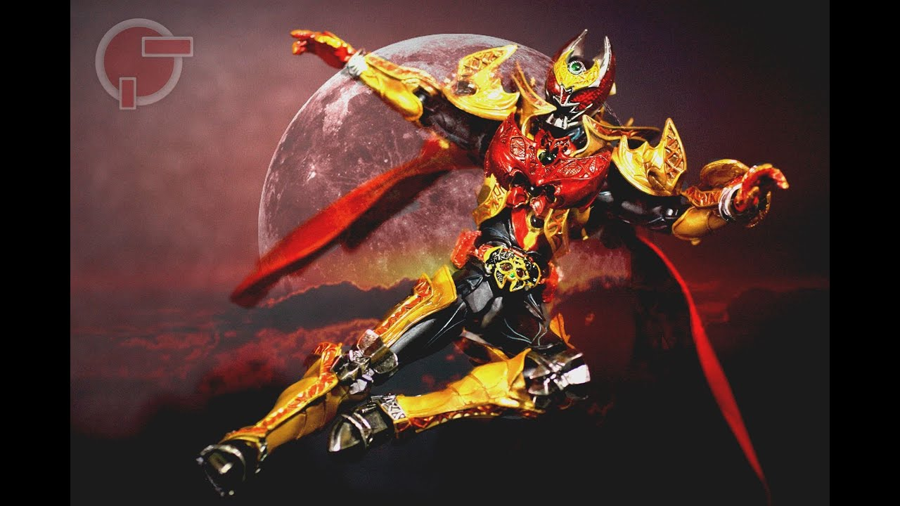 Sic Kamen Rider Kiva Review Toy Review S.i.c Kamen Rider