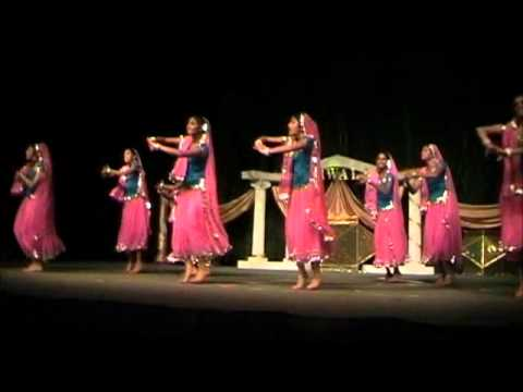 Jhumka Gira Re - Ics Diwali 2010 - Swetha Choreography video