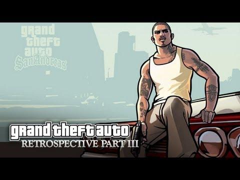 Grand Theft Auto Retrospective: Part 3 Trailer