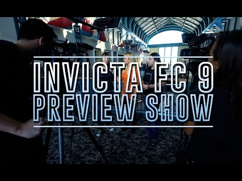 Invicta FC 9 Preview Show
