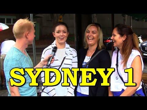 Joe Goes To AUSTRALIA: SYDNEY (Part 1)