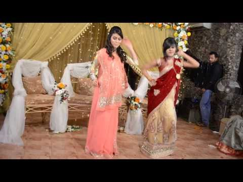 Dhating Naach- Performed By Neha And Tasrifa video