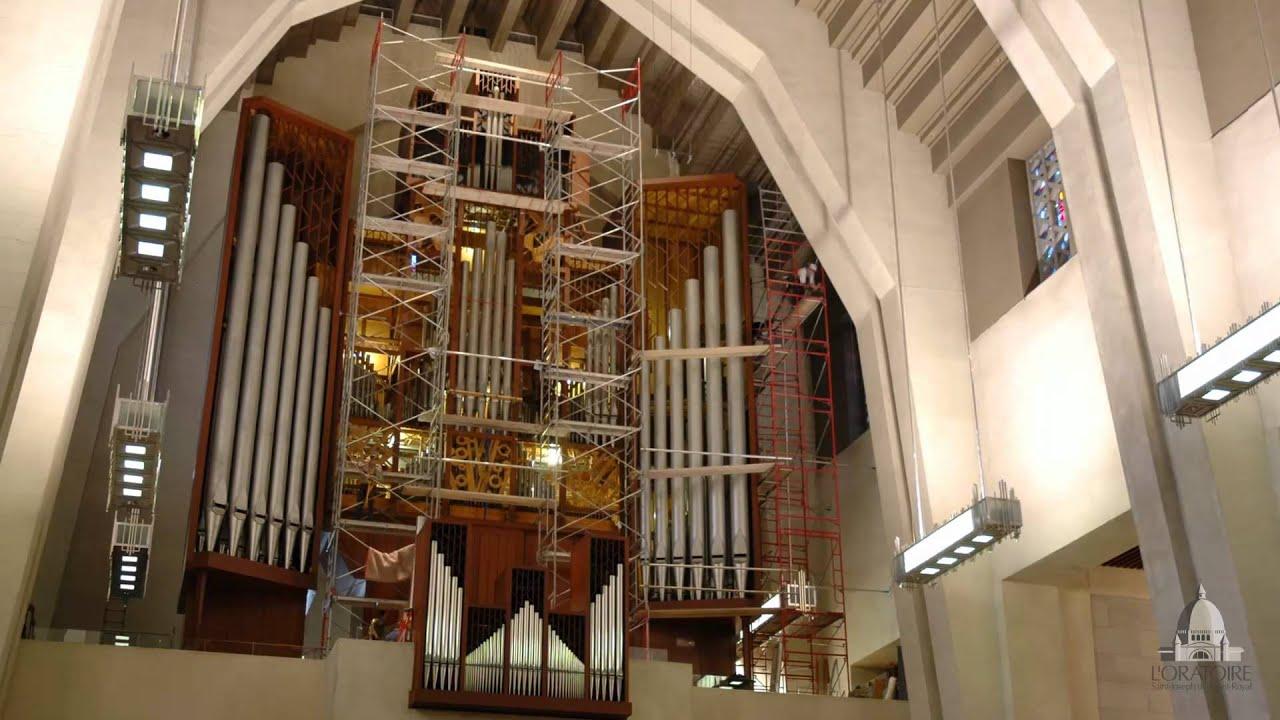 La Restauration Du Grand Orgue Beckerath De LOratoire