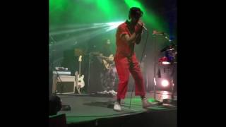 Young the Giant - Home of the Strange - KC MO 9-30-2016