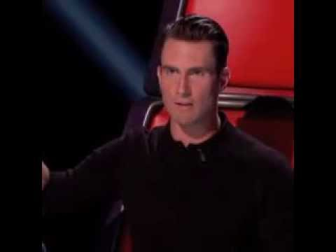 Adam Levine imitates Shakira on The Voice season 6