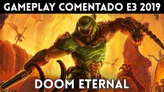 GAMEPLAY EXCLUSIVO DOOM ETERNAL (PC, XBOne, PS4, Switch) Vuelve el REY de los SHOOTERS