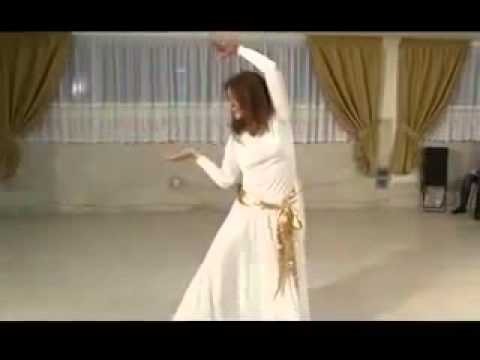 "the beautiful Persian dance, ""hunter"""