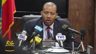 Latest press briefing on Ethiopia's current situations June 14, 2016