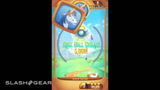 Peggle Blast on Android gameplay