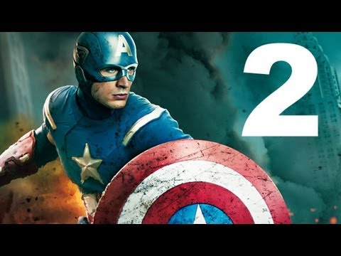 Captain America 2 2014 Sneak Peak : Beyond The Trailer