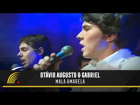 Mala Amarela - Otávio Augusto & Gabriel - Marco Brasil 10 Anos video