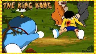 Doraemon vs Kingkong Battle - Game Doremon Funny hindi Doraemon खिलौने। โดราเอมอนของเล่นสำหรับเด็ก
