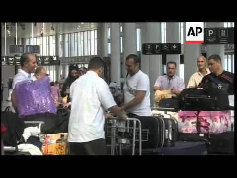 Gulf nationals leave Beirut amid fears of kidnap crisis escalating