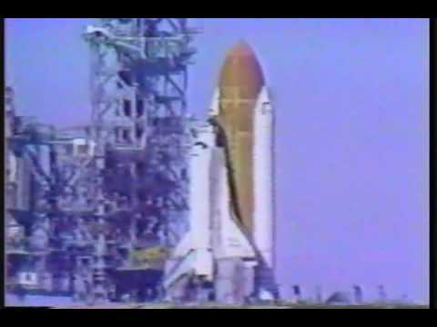 STS-51L launch: The Challenger disaster (1-28-86) (plus replays)