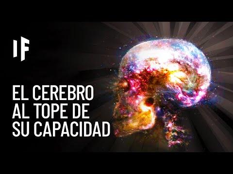 ¿Qué pasaría si usáramos toda la capacidad de nuestro cerebro?