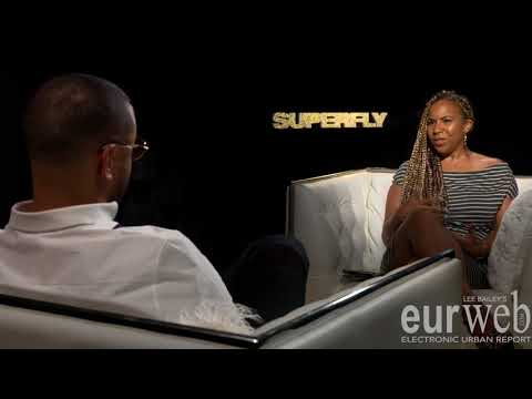 """Director X Talks His Film Directorial Debut """"SUPERFLY"""""""