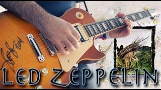 Danilo - Stairway To Heaven Solo (Led Zeppelin Cover)