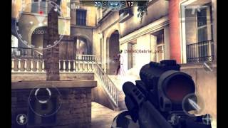 Modern Combat 4 HD (low fps) :(