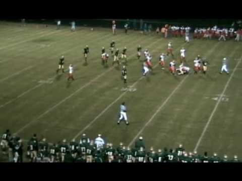 Parker Cherlin, Junior Defensive End, JR Tucker High School Updated 2009 Highlights