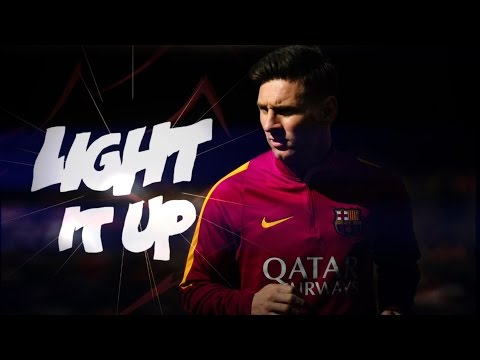 Lionel Messi - Light it up | 2016 | HD