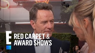 """Download Lagu Bryan Cranston Reveals Dream Role and It's """"Huge!""""   E! Live from the Red Carpet Gratis STAFABAND"""