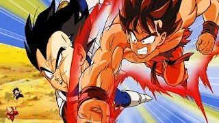 Dragon Ball Z - Goku Vs Vegeta na srpskom - Goku protiv Vegeta