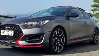 2018 Hyundai Veloster N shooting star