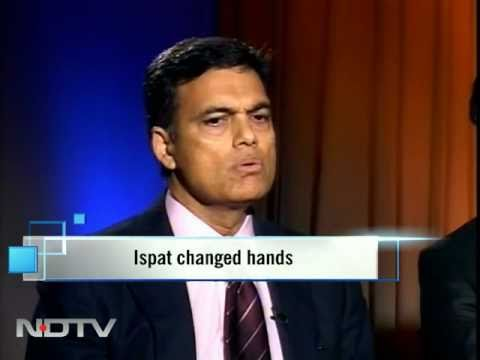 Sajjan Jindal on JSW Steel-Ispat deal
