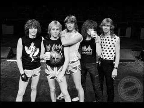 Def Leppard - Who Do You Love
