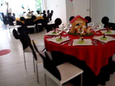 Fiesta disney mikey y sus amigos decoracion mesa adultos for Decoracion de fiestas para adultos