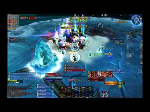 [HD 1080p] Heroic Lich King pt 1 (25 man Icecrown Citadel) by Immersion @ Auchindoun-EU