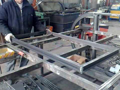 Finestra zincata in ferro battuto youtube - Costruire una finestra ...