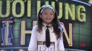 Người Hùng Tí Hon Official | Phần thi nhảy của bé Linh Hoa