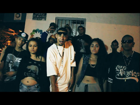 Cuete Demecia Ft. Kober & The Krin - Caballero Con Pistola En Mano Remix | Video Oficial | HD