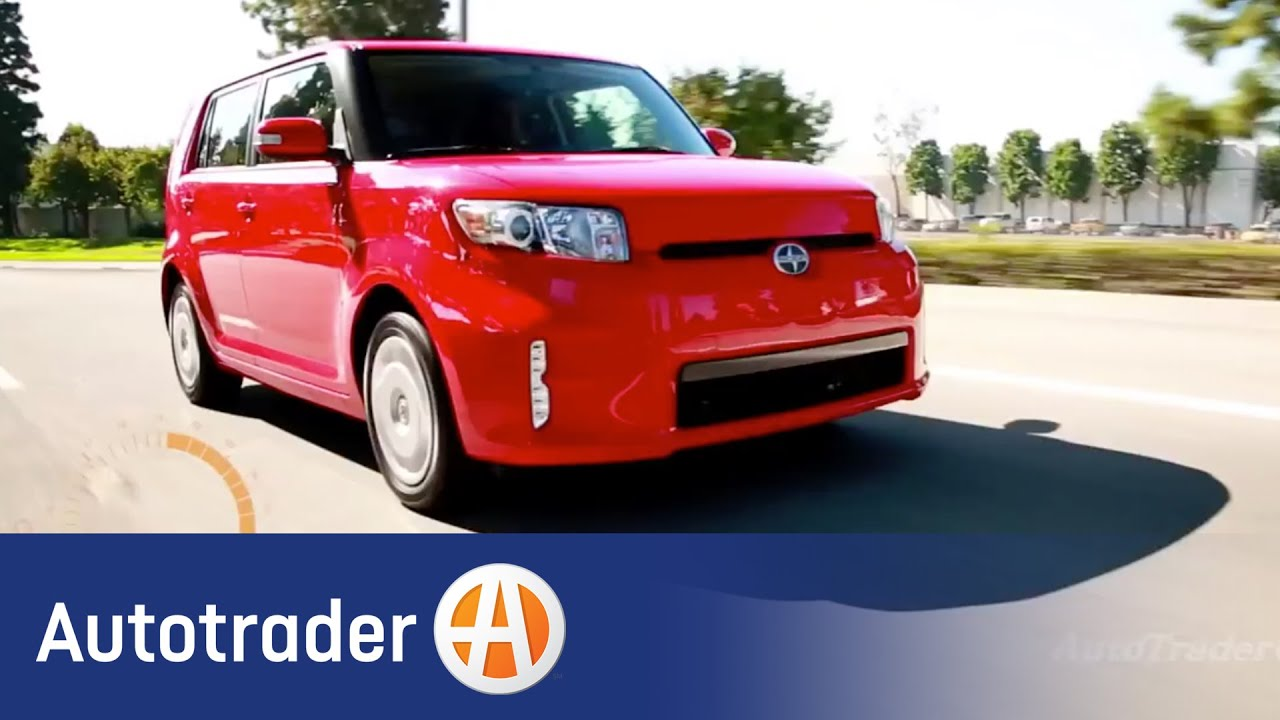 2014 Scion xB | 5 Reasons to Buy | AutoTrader - YouTube