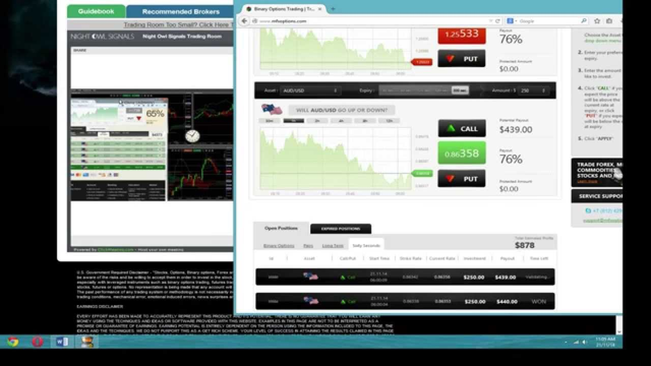 Binary trading boom forum