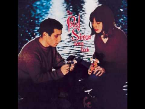 Paul Simon - The Sounds of Silence