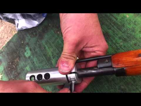 Mosin Nagant 91/30 Muzzle Brake