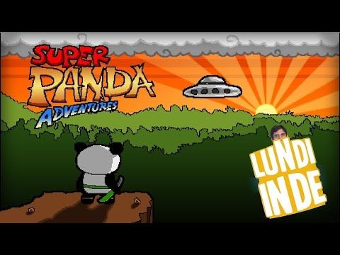 Lundi Indé: Super Panda Adventures!