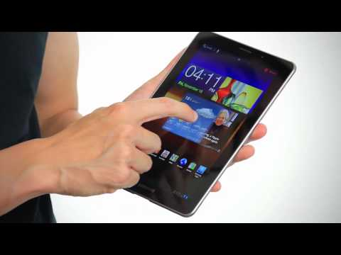 SAMSUNG Galaxy Tab 7.7 - The Best 7 Inch Android Tablet
