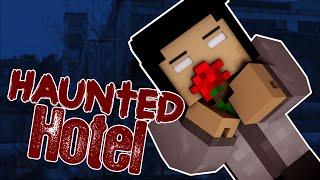 Minecraft Haunted Hotel: GIZZY GAZZA'S FUNERAL! [16] Original Roleplay
