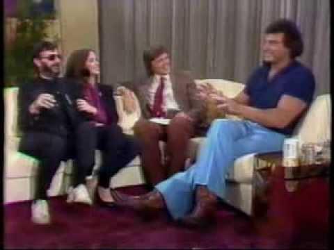Ringo Starr on the John Davidson Show 1980 Part Two