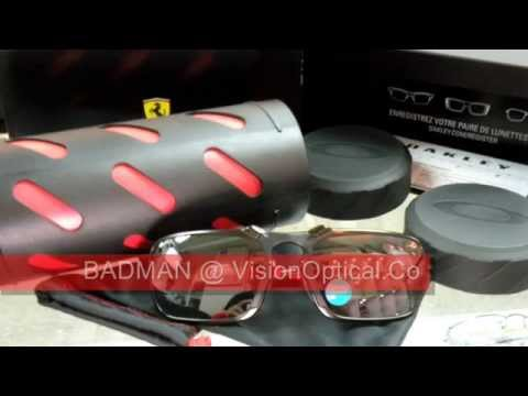 Oakley MADMAN X Metal POLARIZED FERRARI Asian fit