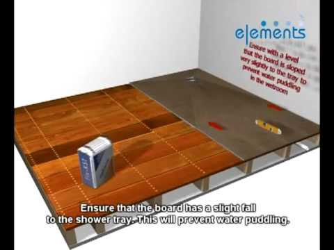 How To Make A Wetroom Shower Room Wet Room Level Access