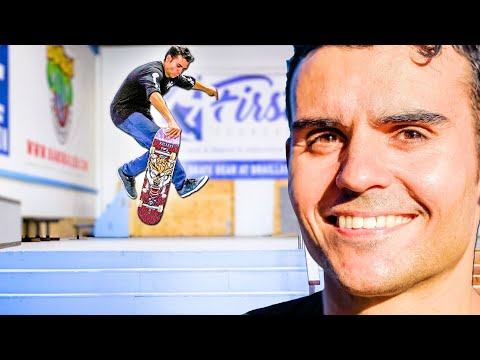 THE WORLD'S MOST IMAGINATIVE SKATER VS. BRAILLEHOUSE