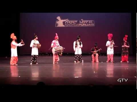 Battle of the Bands - Gabroo Punjabis @ Nachda Punjab 2011