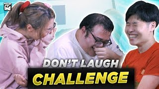 DON'T LAUGH CHALLENGE | ft. Lilypichu, DisguisedToast, Scarra, & More