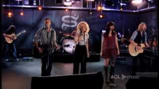 Watch Little Big Town Evangeline video